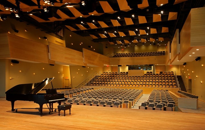 Robert Davis Inc. - Zankel Music Building - Skidmore ...