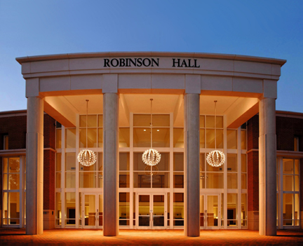 Photo of Robinson Hall exterior
