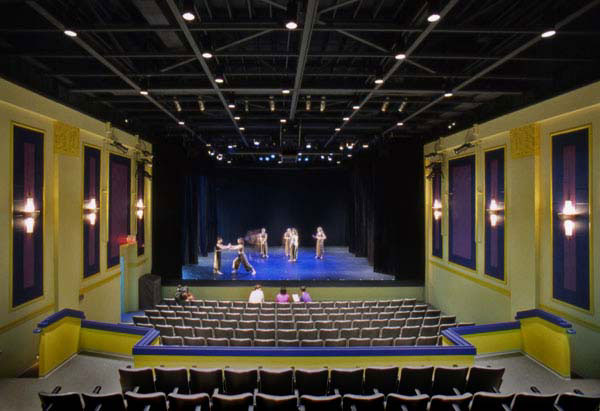 Photo of Grace Street Theater interior